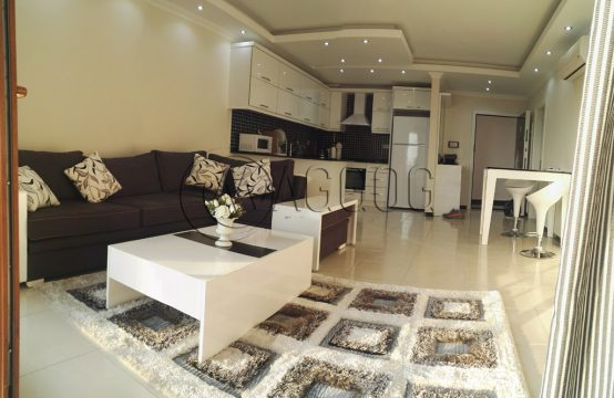 Fully Furnished Apartment in Kestel (1+1)