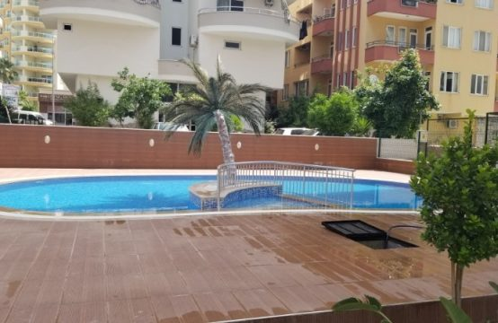 Duplex Residence Penthouse in Mahmutlar  3 Bedrooms & 1 Living Room